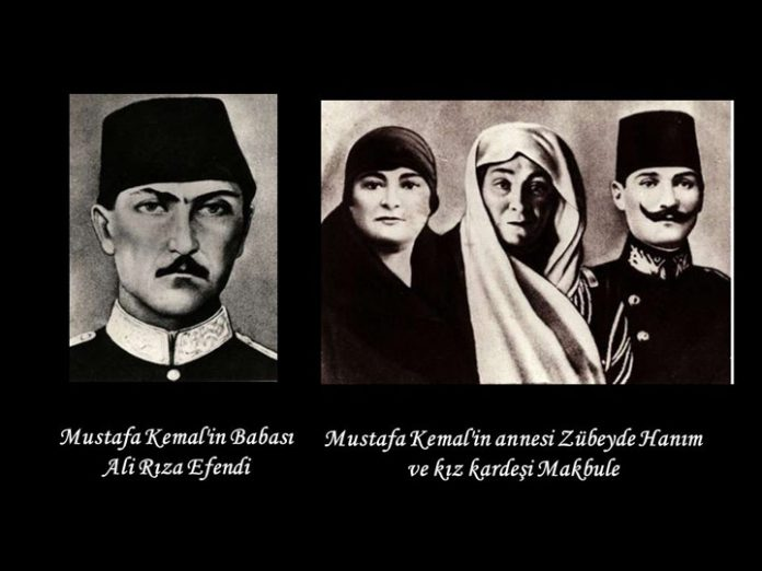 Mustafa-Kemal-Ataturkun-Babasi-Mustafa-Kemalin-annesi-Zubeyde-Hanım
